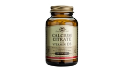 Calcium Citrate 250mg with Vitamin D3 таблетки